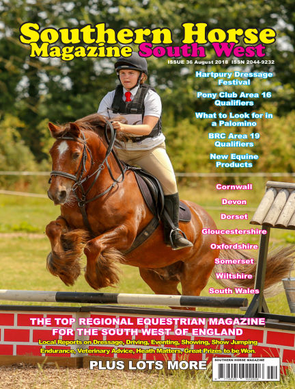 Southern Horse Magazine August 01, 2018 00:00
