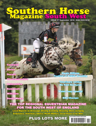 Southern Horse Magazine September 2018
