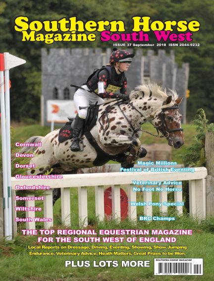 Southern Horse Magazine September 01, 2018 00:00