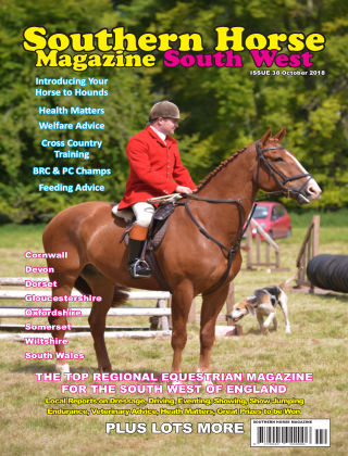 Southern Horse Magazine October 2018