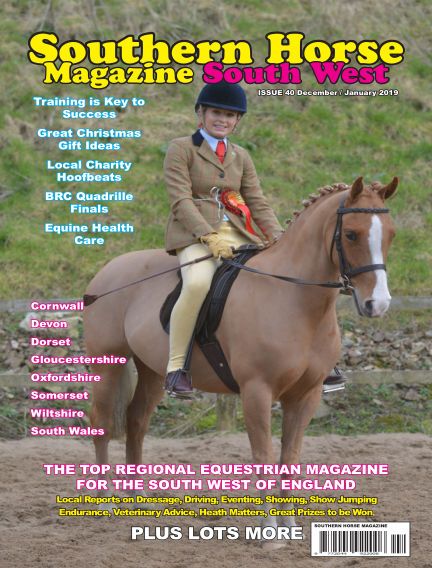 Southern Horse Magazine December 01, 2018 00:00