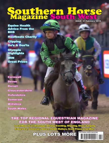 Southern Horse Magazine February 01, 2019 00:00