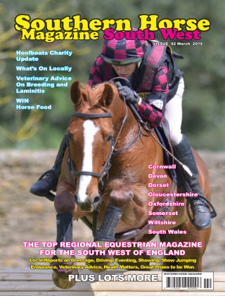 Southern Horse Magazine March 2019