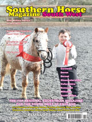 Southern Horse Magazine April 2019