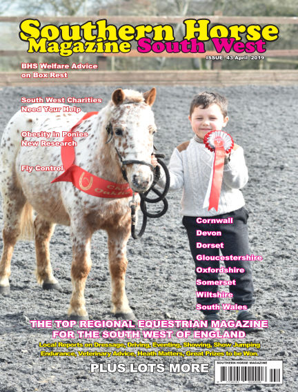 Southern Horse Magazine April 01, 2019 00:00