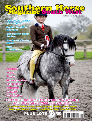 Southern Horse Magazine May 2019