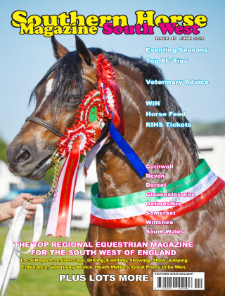 Southern Horse Magazine June 2019