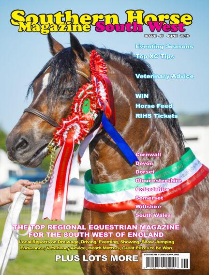 Southern Horse Magazine June 01, 2019 00:00