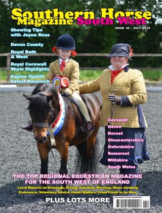 Southern Horse Magazine July 2019