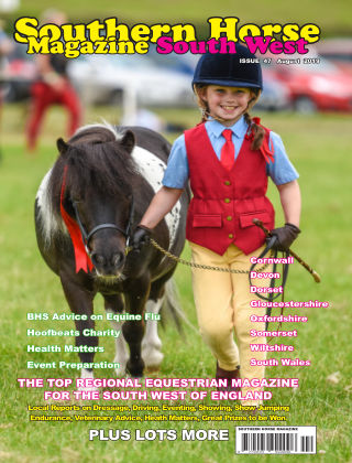 Southern Horse Magazine August 2019
