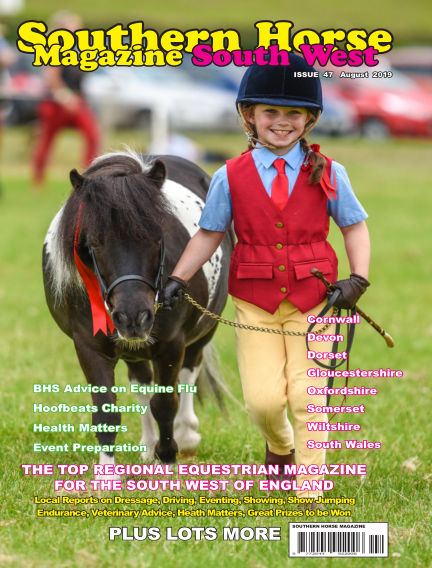 Southern Horse Magazine August 01, 2019 00:00