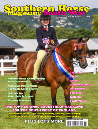 Southern Horse Magazine September 2019