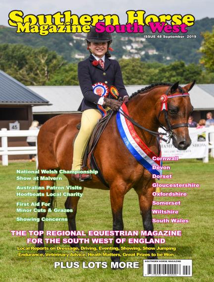 Southern Horse Magazine September 01, 2019 00:00