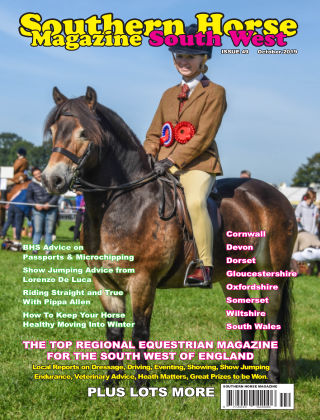 Southern Horse Magazine October 2019