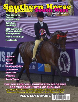 Southern Horse Magazine November 2019