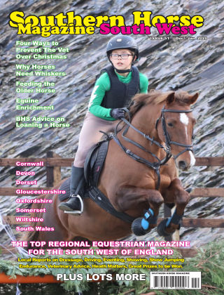 Southern Horse Magazine December 2019