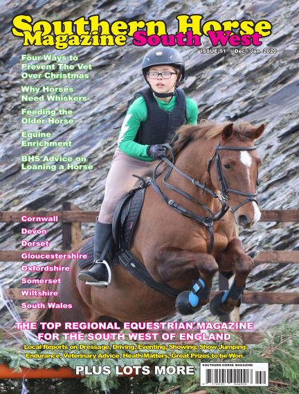 Southern Horse Magazine November 30, 2019 00:00