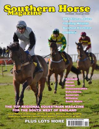 Southern Horse Magazine February 2020