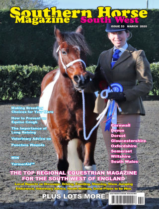 Southern Horse Magazine March 2020