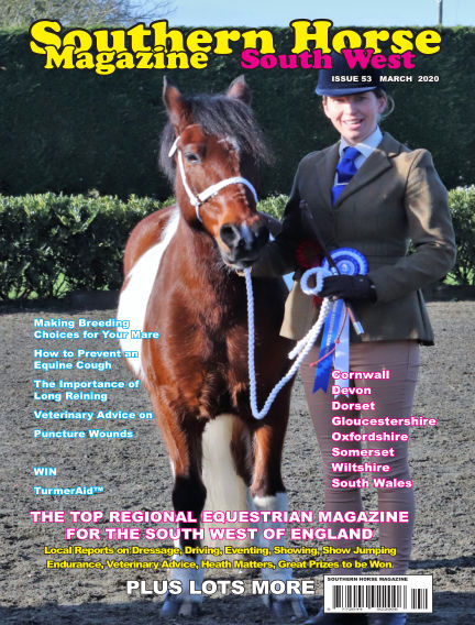 Southern Horse Magazine March 01, 2020 00:00