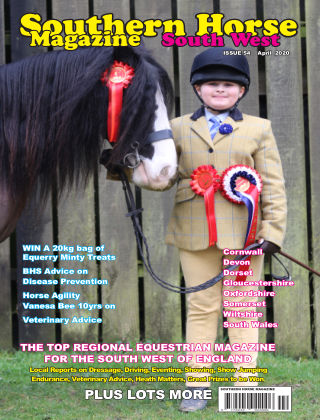 Southern Horse Magazine April 2020