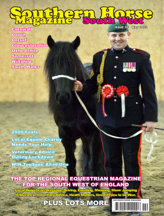 Southern Horse Magazine May 2020