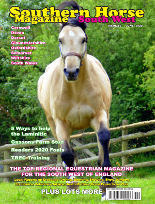 Southern Horse Magazine June 2020