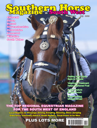 Southern Horse Magazine July 2020