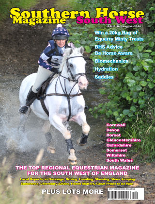 Southern Horse Magazine August 2020