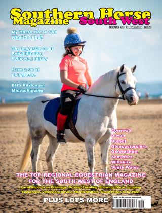 Southern Horse Magazine September 2020