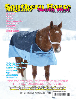 Southern Horse Magazine December 2020