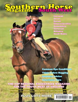 Southern Horse Magazine February 2021
