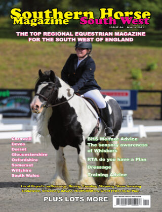 Southern Horse Magazine March 21