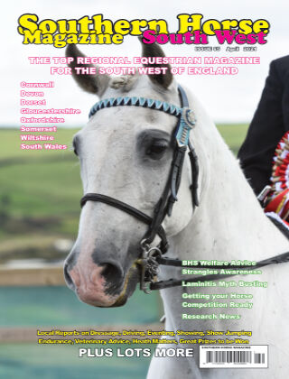 Southern Horse Magazine April 21