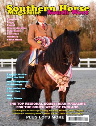 Southern Horse Magazine May 2021