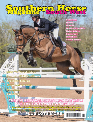 Southern Horse Magazine June 21