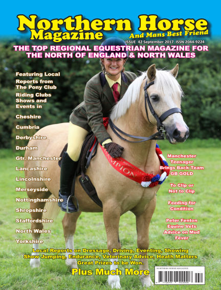 Northern Horse Magazine September 09, 2017 00:00