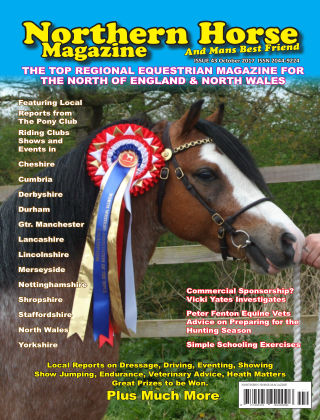 Northern Horse Magazine October 2017