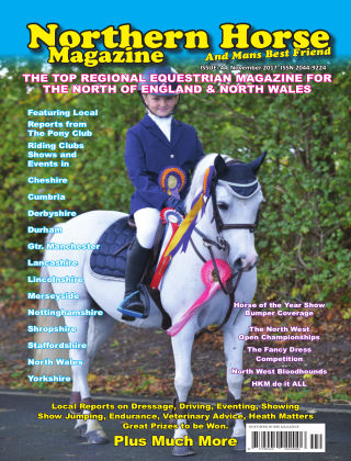 Northern Horse Magazine November 2017