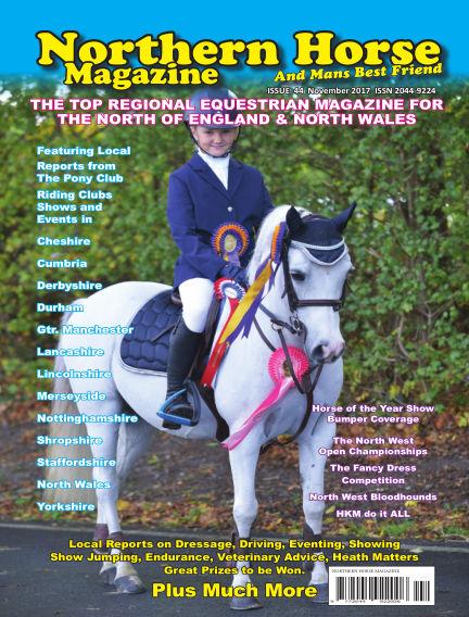 Northern Horse Magazine November 01, 2017 00:00