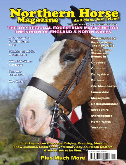 Northern Horse Magazine December 01, 2017 00:00