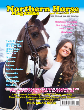 Northern Horse Magazine March 2018