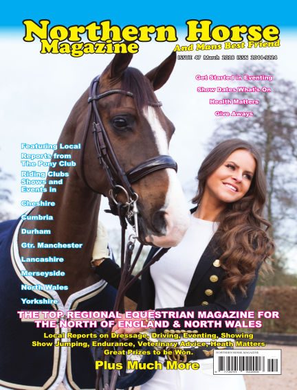 Northern Horse Magazine March 01, 2018 00:00