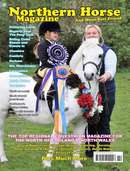 Northern Horse Magazine May 01, 2018 00:00