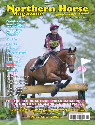 Northern Horse Magazine June 2018