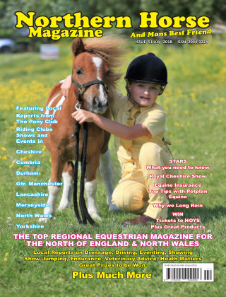 Northern Horse Magazine July 2018