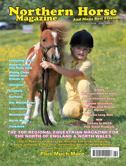 Northern Horse Magazine July 01, 2018 00:00
