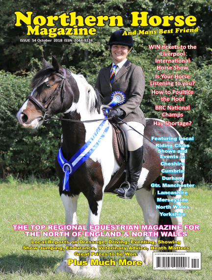 Northern Horse Magazine October 01, 2018 00:00