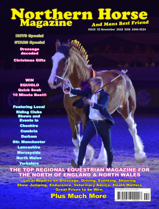 Northern Horse Magazine November 2018