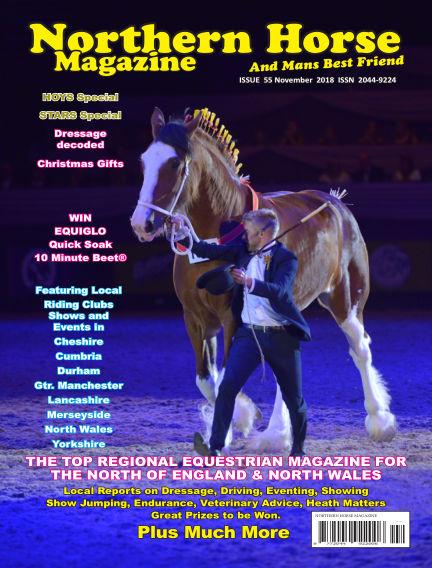 Northern Horse Magazine November 01, 2018 00:00